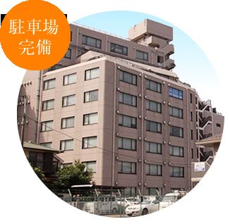 三ツ木聖蹟桜ヶ丘ビル(聖蹟桜ヶ丘クローゼット)写真・駐車場完備